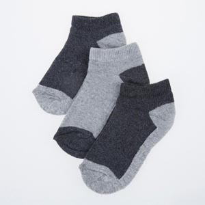 Havlu Erkek Çocuk Çorap Antrasit (19-34 numara)