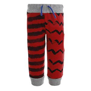 Erkek Çocuk Eşofman Altı Kırmızı (1-7 yaş)