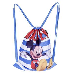 Disney Mickey Mouse Erkek Çocuk Plaj Çantası Mavi