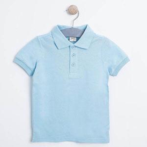 Erkek Çocuk Kısa Kol Tişört Petit Blue (3-12 yaş)
