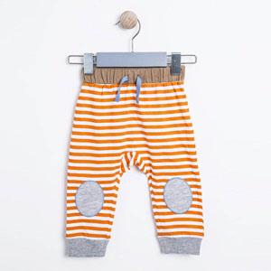 Erkek Bebek Eşofman Altı Oranj (0-3 yaş)