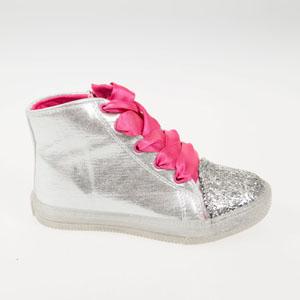 Kız Çocuk Spor Ayakkabı Gri (28-34 numara)