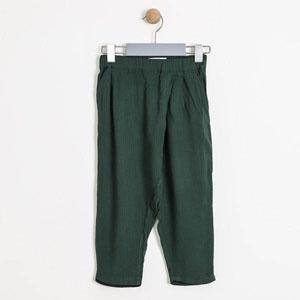 Kız Çocuk Harem Pantolon Yeşil (3-12 yaş)