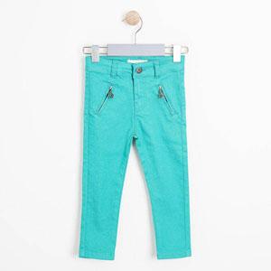 Kız Çocuk Pantolon Yeşil (3-7 yaş)