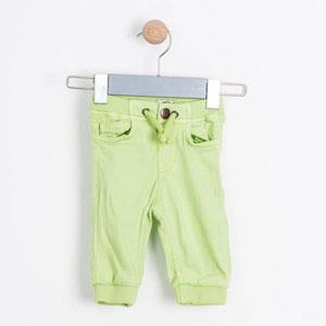 Kız Bebek Pantolon Açık Yeşil (0-2 yaş)