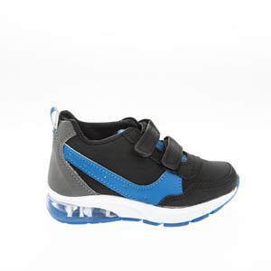Erkek Çocuk Spor Ayakkabı Siyah (21-30 numara)
