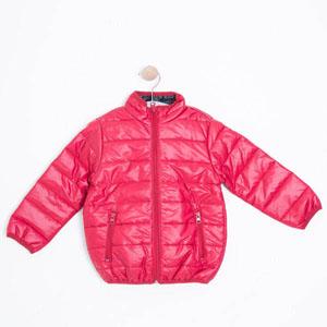 Erkek Çocuk Mont Kırmızı (2-7 yaş)