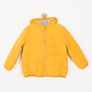 Erkek Çocuk Mont Küf Sarı (2-7 yaş)