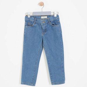 Erkek Çocuk Pantolon Mavi (3-12 yaş)