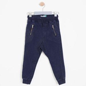 Erkek Çocuk Pantolon Koyu Lacivert (3-7 yaş)