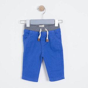 Erkek Bebek Pantolon Saks (0-2 yaş)