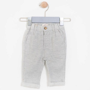 Erkek Bebek Pantolon Gri (0-2 yaş)