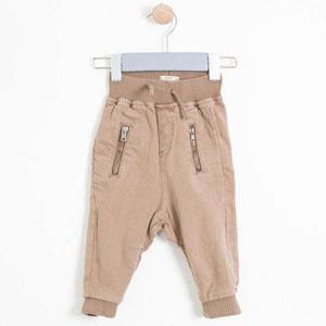 Erkek Bebek Pantolon Toprak (0-3 yaş)
