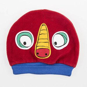 Erkek Bebek Şapka Kırmızı (74 cm-2 yaş)