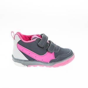Kız Çocuk Spor Ayakkabı Antrasit (21-30 numara)