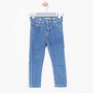 Kız Çocuk Pantolon Mavi (3-12 yaş)
