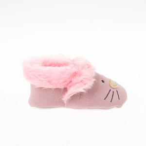 Kız Bebek Patik Pink (17-19 numara)