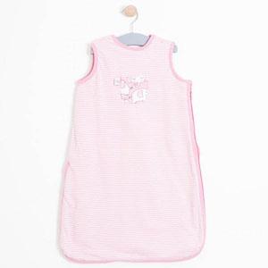 Kız Bebek Uyku Tulumu Koyu Pembe (56-68 cm)