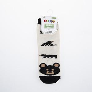 Erkek Çocuk Soket Çorap Beyaz (23-34 numara)