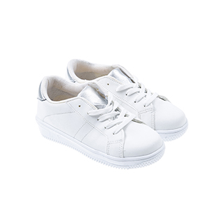 Erkek Çocuk Spor Ayakkabı Beyaz (21-30 numara)