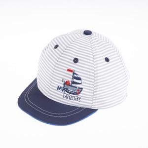Erkek Çocuk Kep Şapka Beyaz (2-4 yaş)