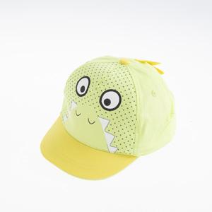 Erkek Çocuk Kep Şapka Yeşil (2-4 yaş)