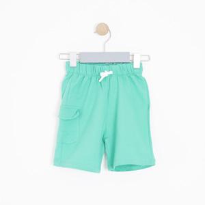 Erkek Çocuk Şort Yeşil (3-12 yaş)
