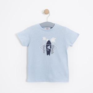 Erkek Çocuk Tişört Mavi (3-12 yaş)