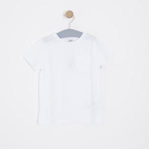 Erkek Çocuk Tişört Beyaz (3-12 yaş)