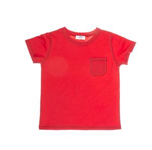 Erkek Çocuk Tişört Kırmızı (3-12 yaş)