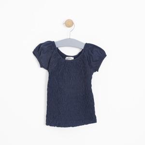 Kız Çocuk Bluz Lacivert (3-12 yaş)