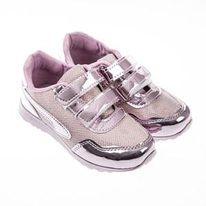 Kız Çocuk Spor Ayakkabı Pembe (21-30 numara)