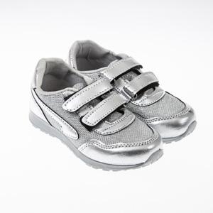 Kız Çocuk Spor Ayakkabı Gümüş (21-30 numara)