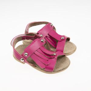 Kız Çocuk Sandalet Fuşya (21-30 numara)