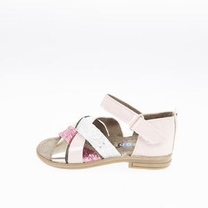 Kız Çocuk Sandalet Krem (21-30 numara)
