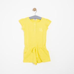 Kız Çocuk Tulum Sarı (3-12 yaş)