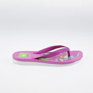 Kız Çocuk Parmak Arası Terlik Fuşya (28-35 numara)