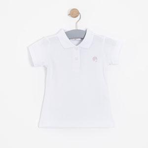 Kız Çocuk Tişört Beyaz (3-12 yaş)