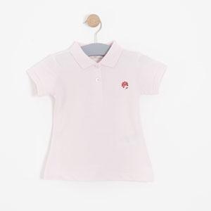 Kız Çocuk Tişört Pembe (3-12 yaş)