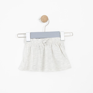Kız Bebek Etek Bej Melanj (0-2 yaş)