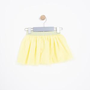 Kız Bebek Etek Sarı (0-2 yaş)