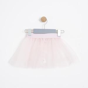 Kız Bebek Etek Pembe (0-2 yaş)