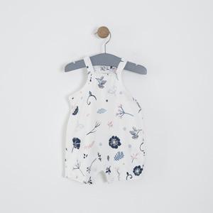 Kız Bebek Tulum Beyaz (0-2 yaş)