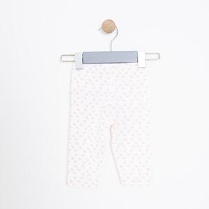 Kız Bebek Tayt Beyaz (0-2 yaş)