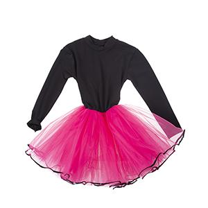 Kız Çocuk Kostüm Fuşya (3-8 yaş)