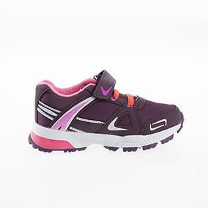 Kız Çocuk Spor Ayakkabı Mor (21-30 numara)