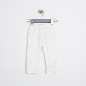 Kız Bebek Uzun Tayt Beyaz (3-15 ay)