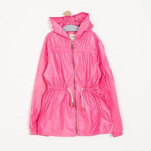 Kız Çocuk Yağmurluk Fuşya (8-12 yaş)