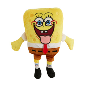 Sponge Bob 25 Cm Peluş Sarı