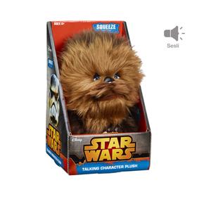 Star Wars Chewbacca 25 cm Sesli Peluş